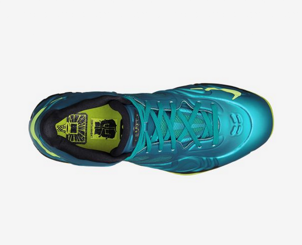 3f8f41760bd Nike Air Max Hyperposite – Tropical Teal   Sonic Yellow