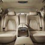 Maserati Quattroporte Limited Edition by Zegna will mark the auto brand's centenary