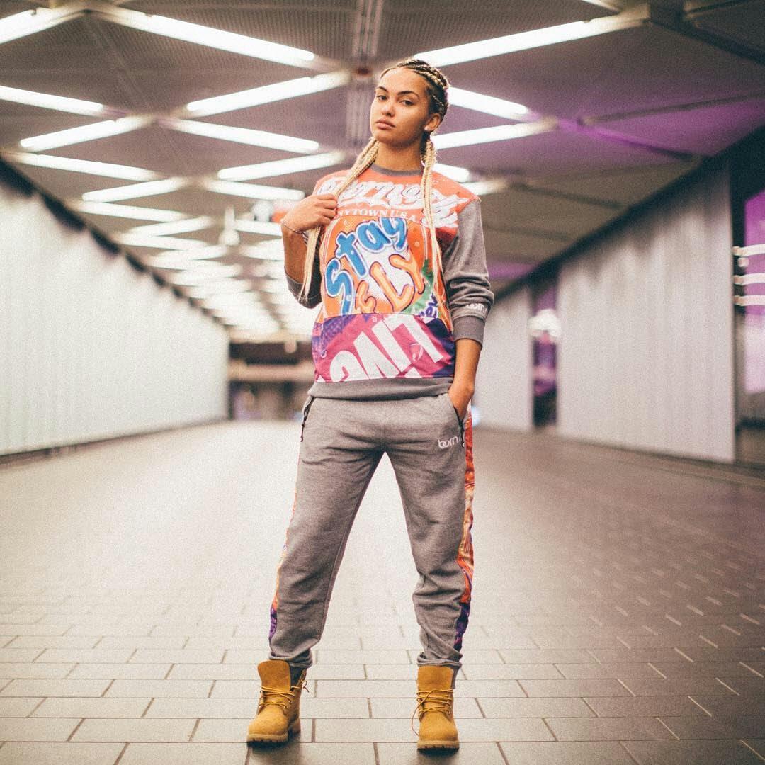 Born Fly Clothing Klazzy Magazine Showcasing Independent